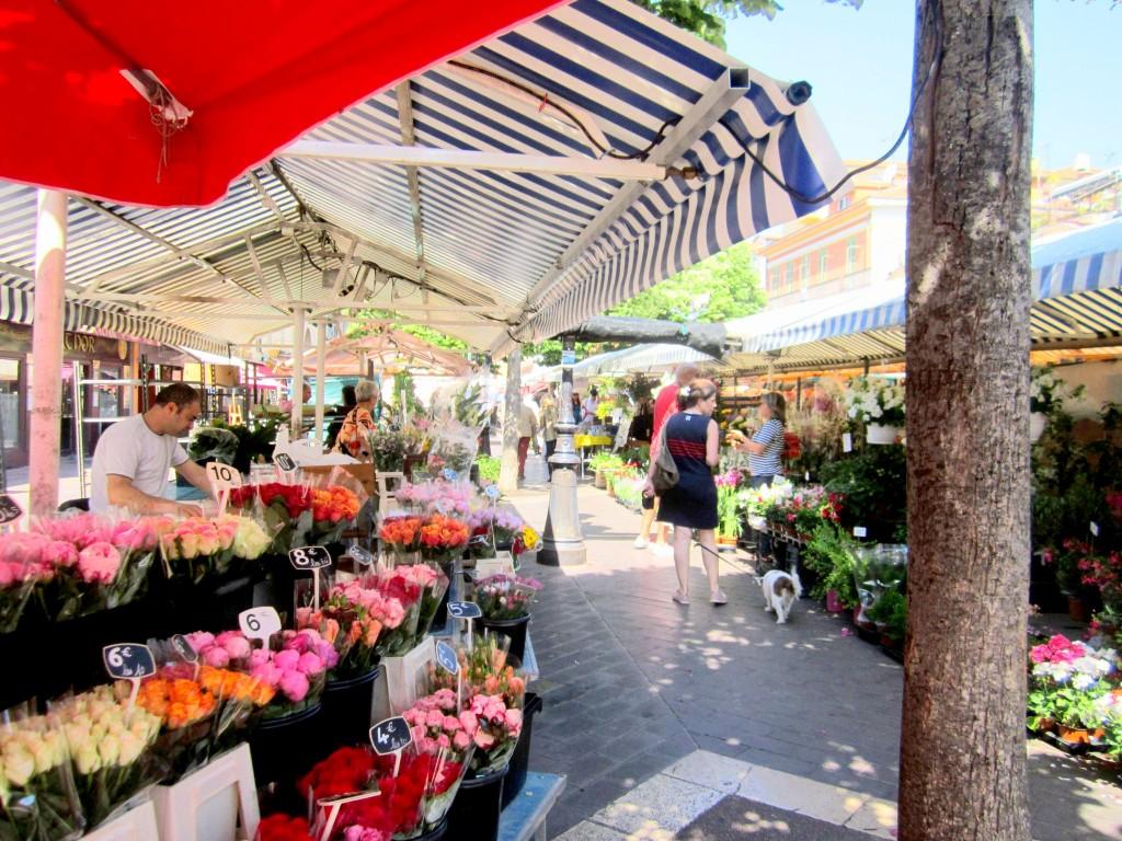 Vieille Ville Cours Saleya