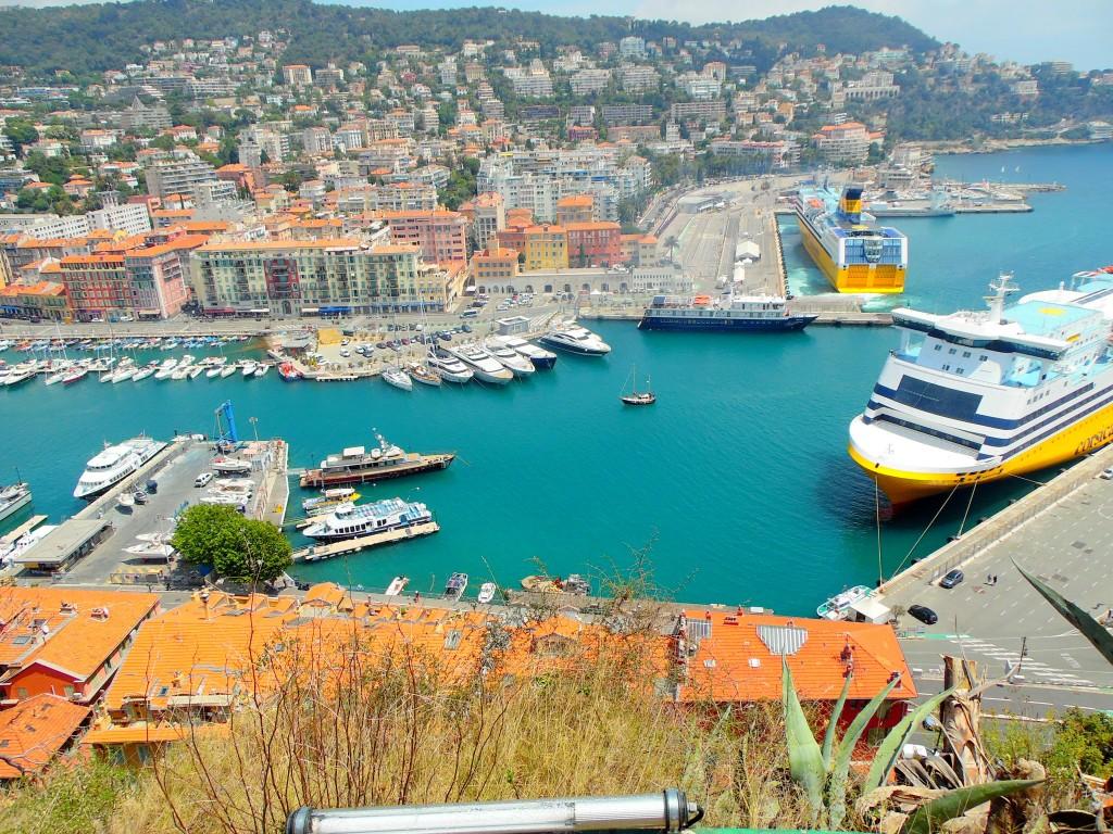 Nice Port Fransa