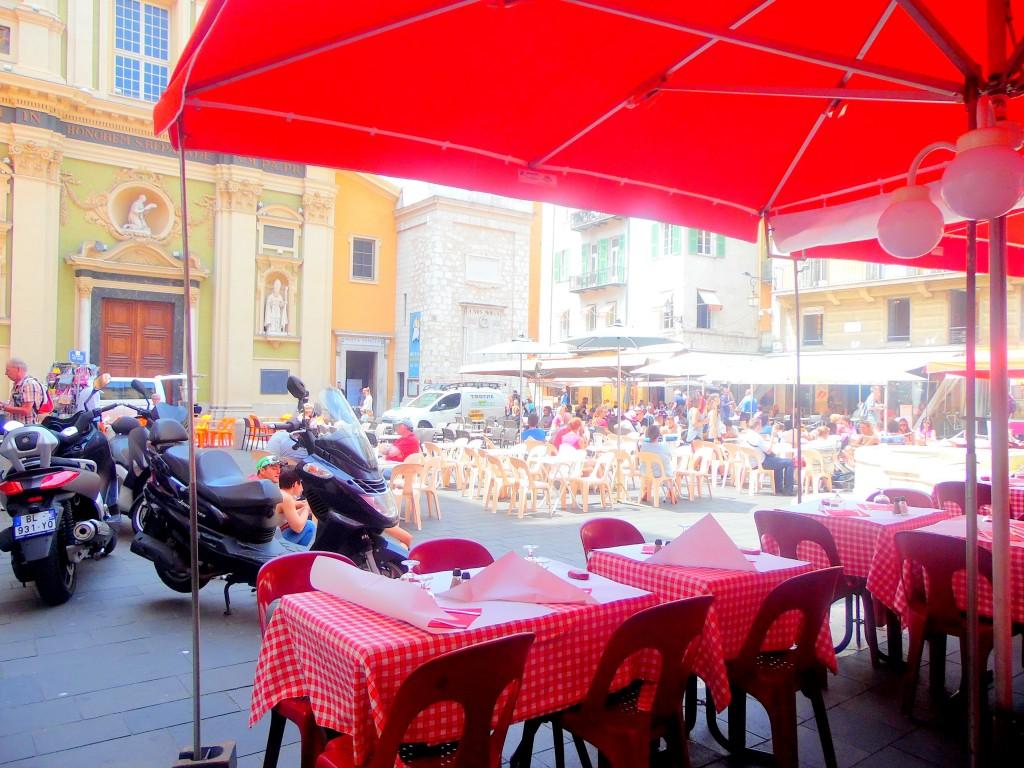 Place de Rossetti Nice