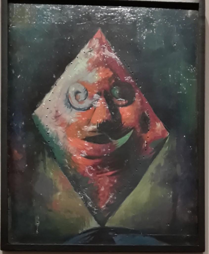 Eşkenar dörtgen figür (1938)