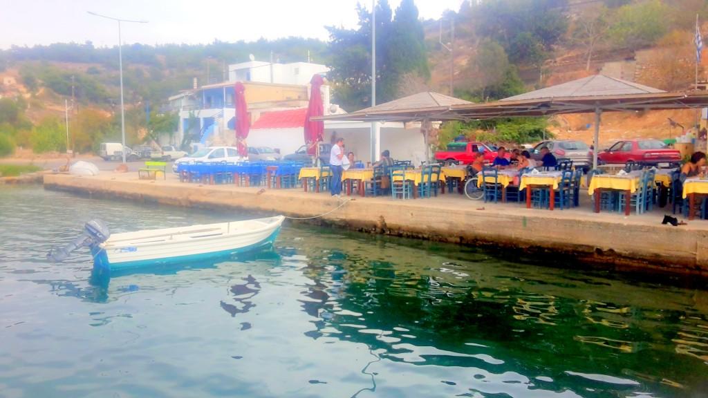 Chios-Sakız Adası-Limenas