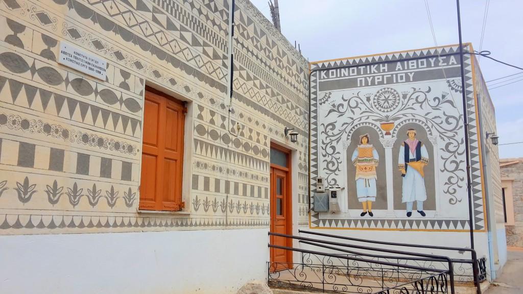 Pirgi Köyü-Sakız Adası