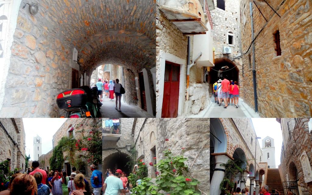 Mesta Köyü Chios