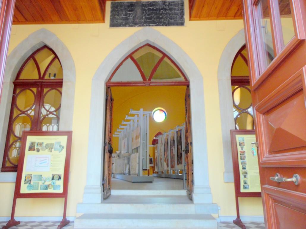 Chios-Sakız Adası Mecidiye Camisi