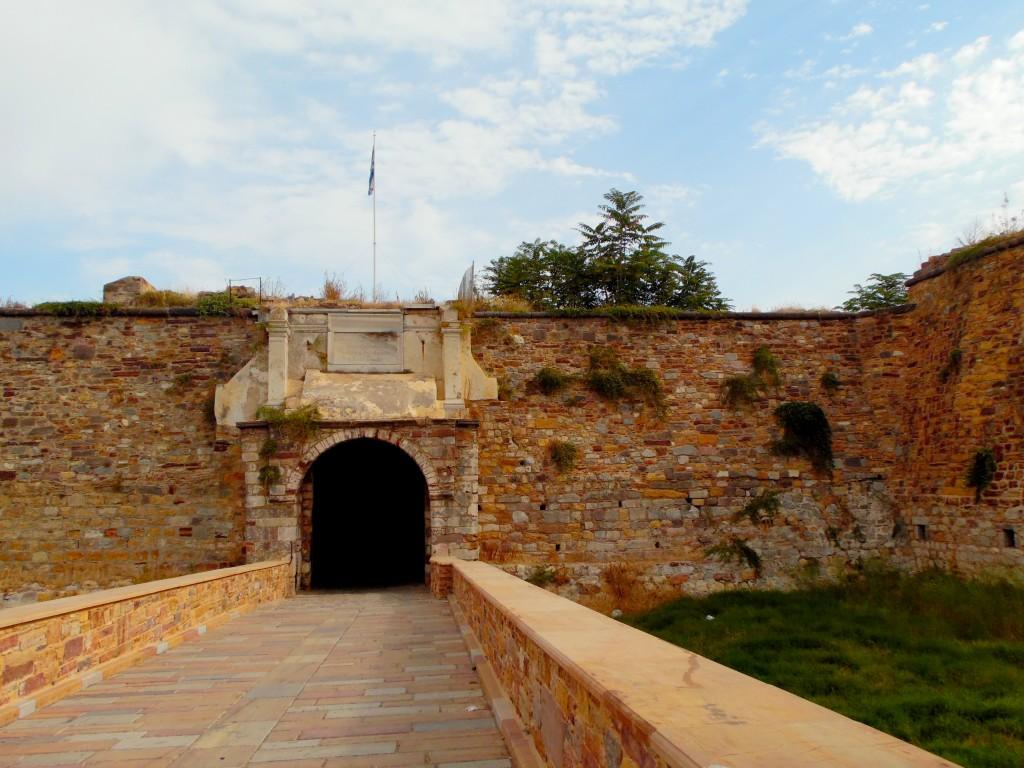 Sakız Kalesi Yunanistan