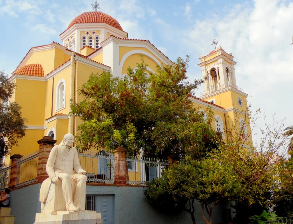 Chios Yunanistan-Metropolitlik Kilisesi
