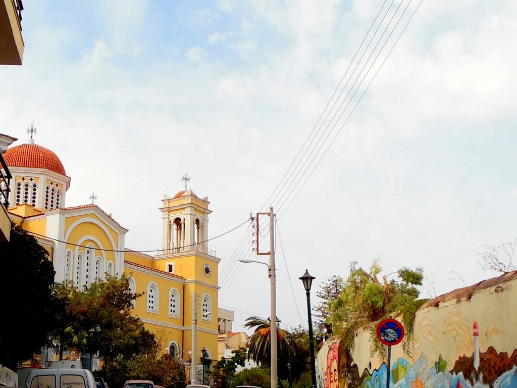 ChiosYunanistan-Metropolitlik Kilisesi