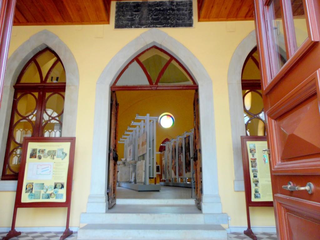 Chios Yunanistan-Bizans Müzesi-Mecidiye Camisi