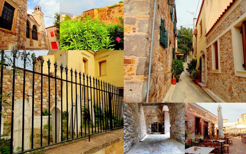 Sakız-Chios Kalesi Yunanistan