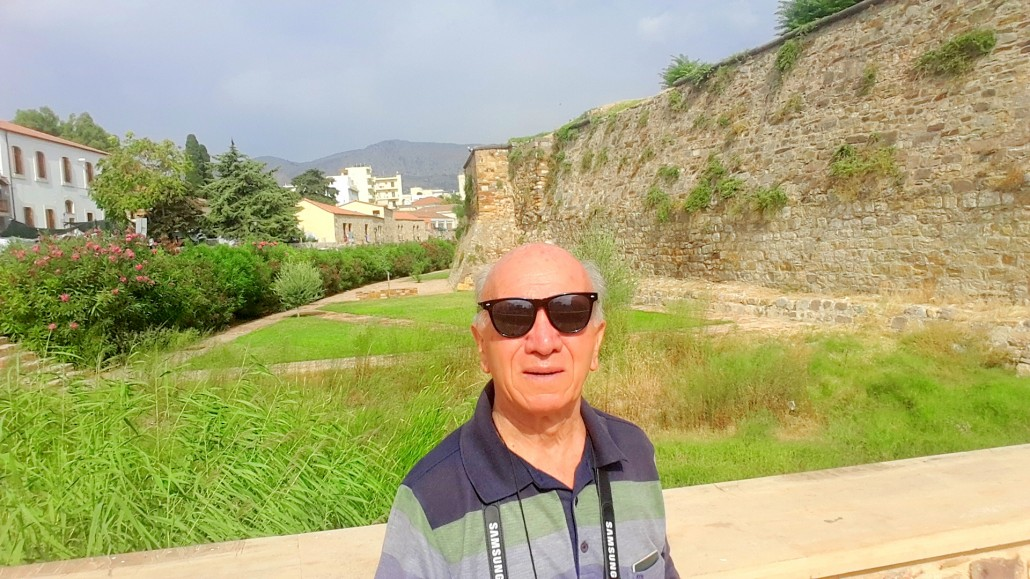 Chios Castle Yunanistan