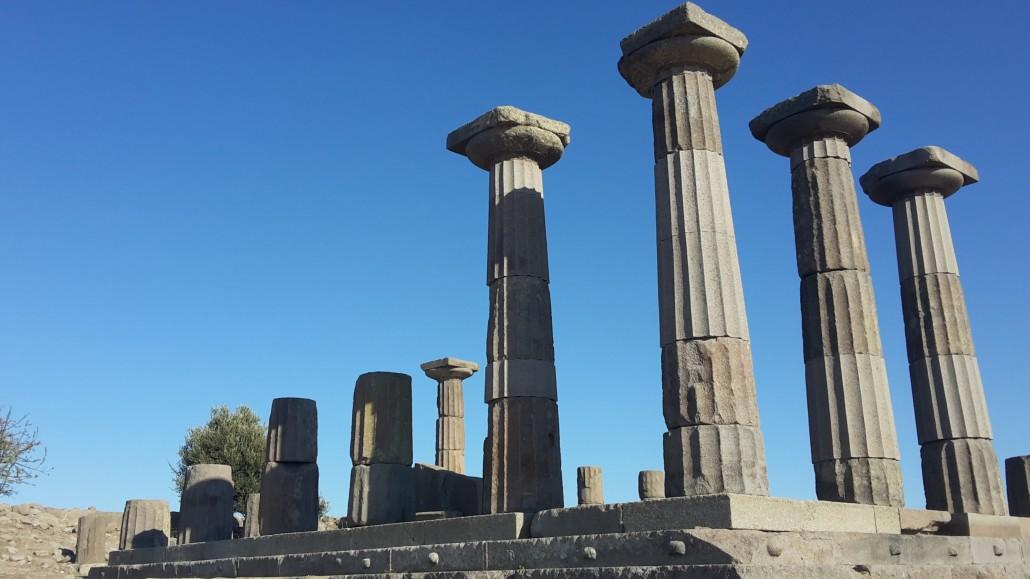 Assos Antik kenti