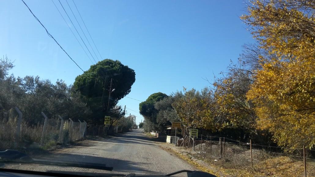 Assos Antik kentine yolculuk