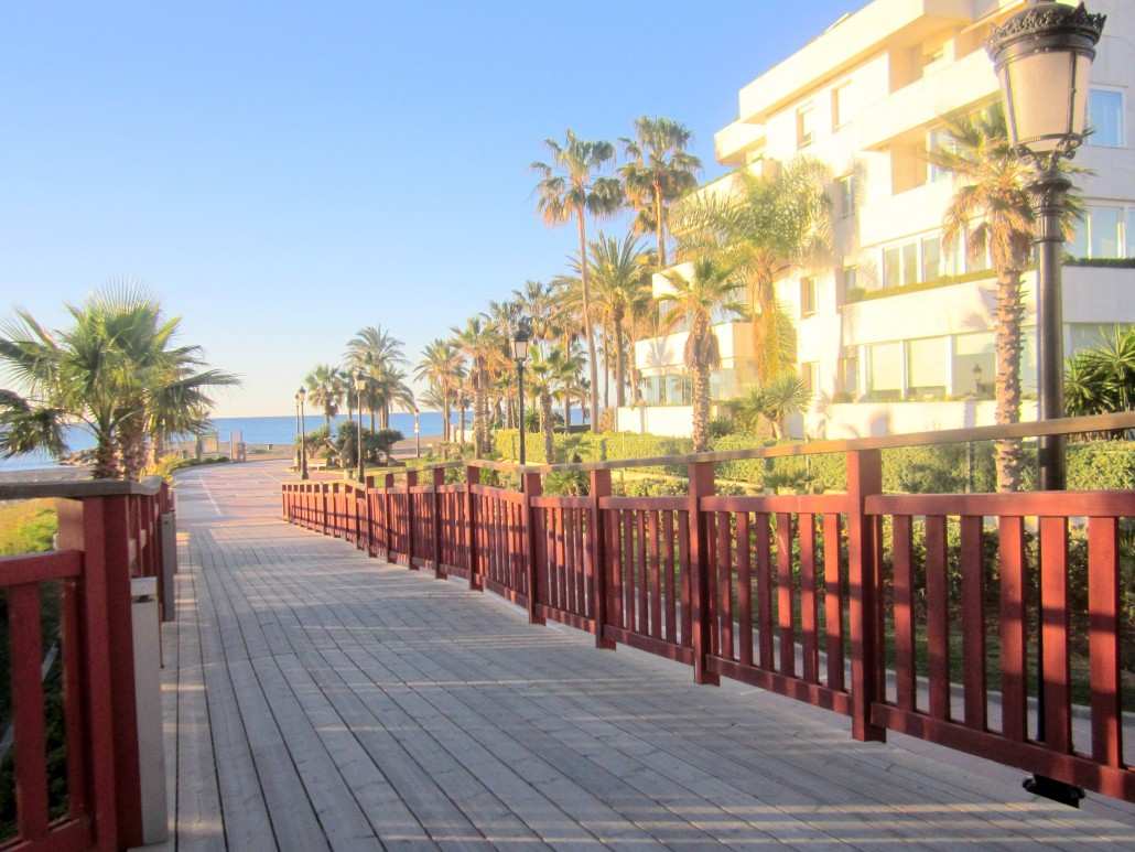 Puerto Banus Marbella Malaga İspanya