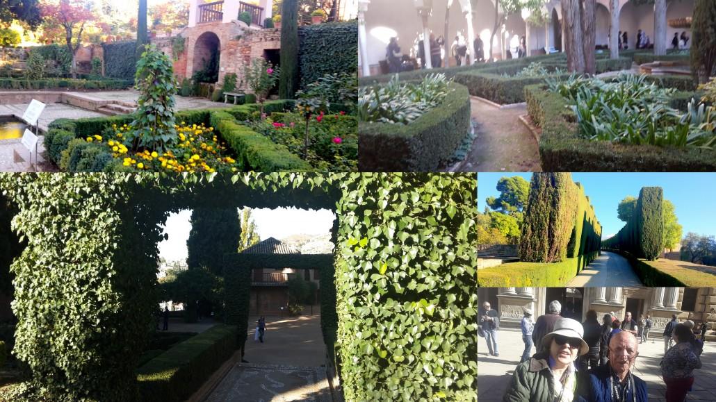 Granada İspanya