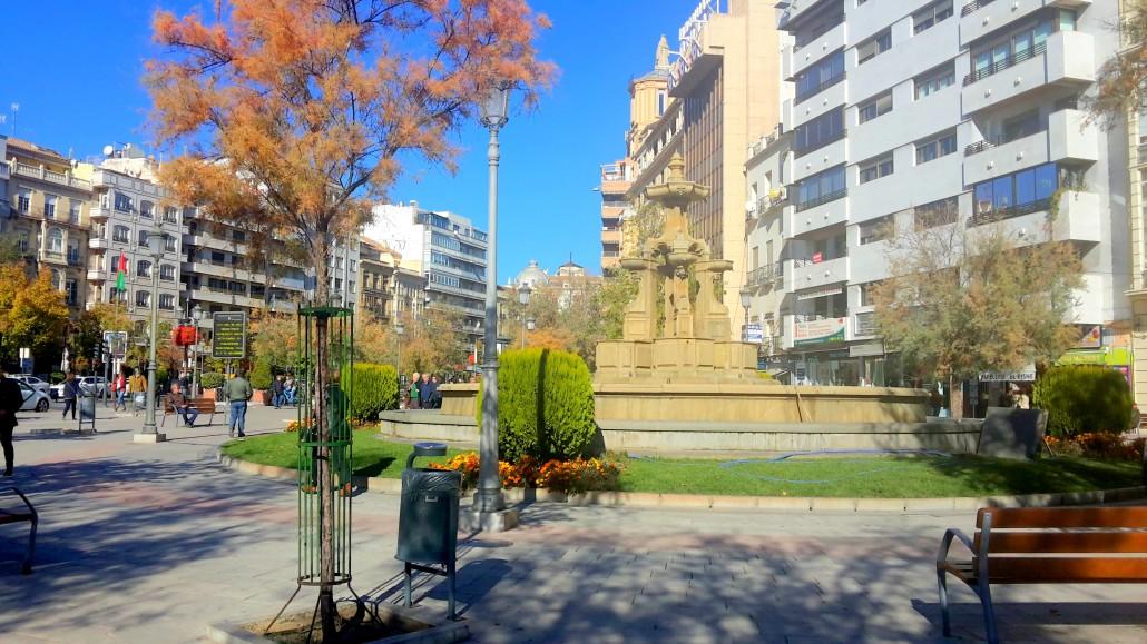 Plaza del Campillo Granada