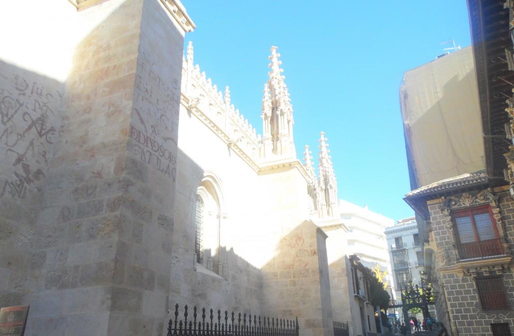 Granada Katedrali Endülüs