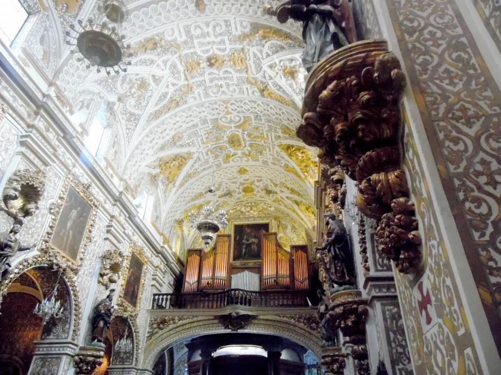 Angustias Bazilikası Granada Endülüs