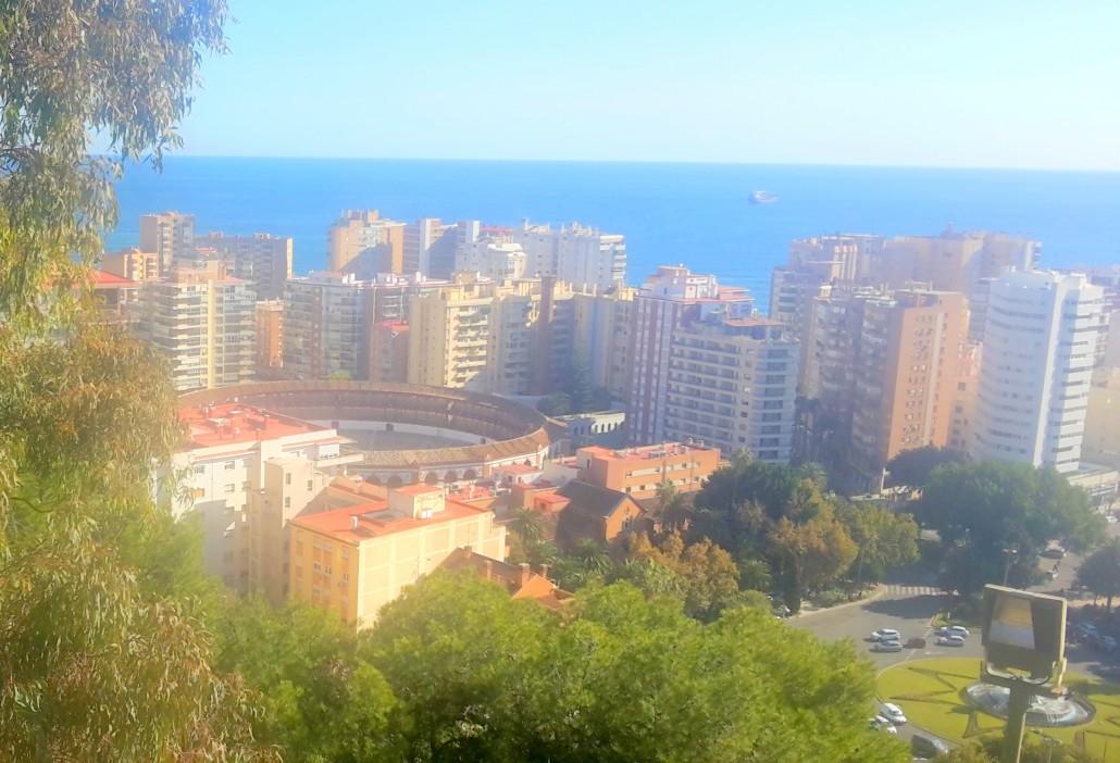 Malaga Endülüs İspanya