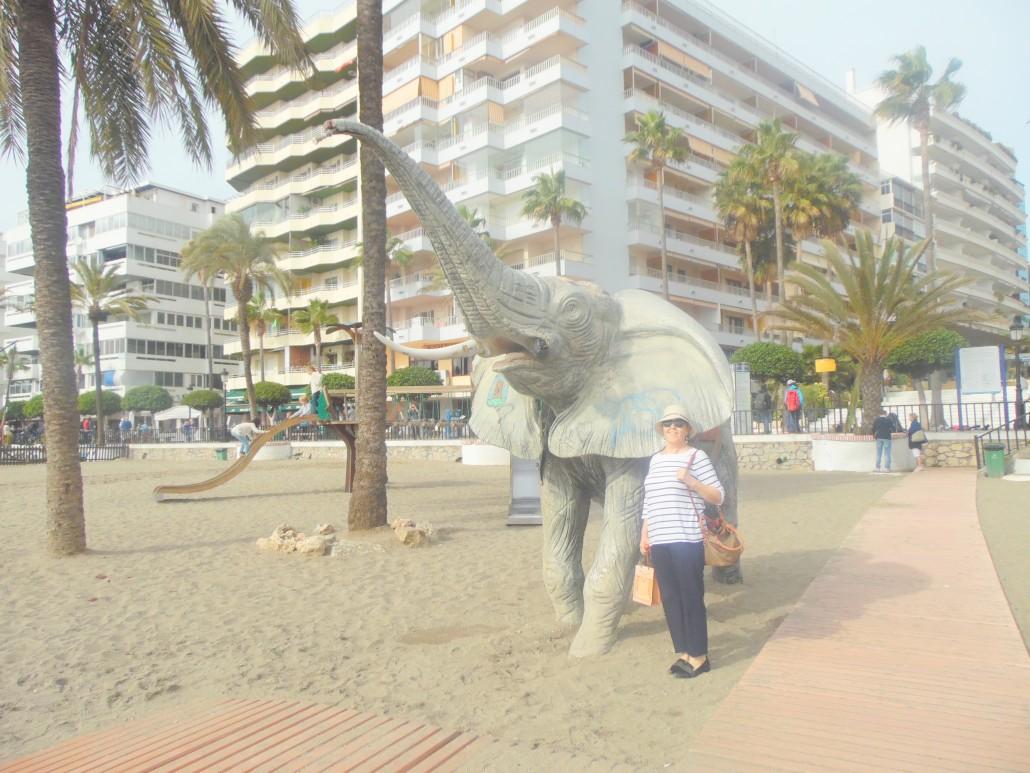 Marbella Malaga Endülüs