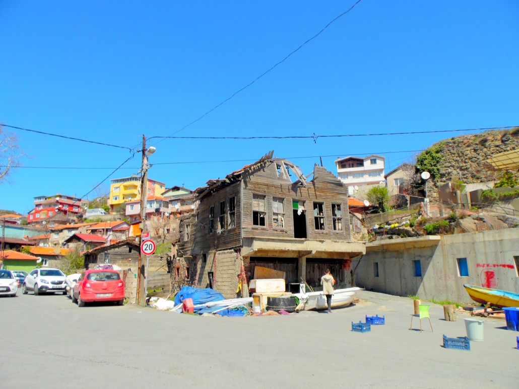 Garipçe Köyü İstanbul