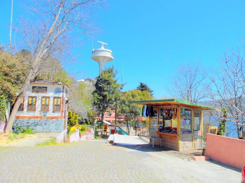 Telli Tabya bölgesi Rumelikavağı Sarıyer İstanbul