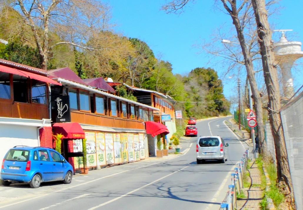 Telli Çay Bahçesi Rumelikavağı Sarıyer İstanbul