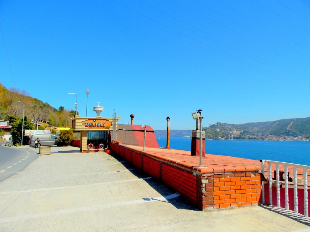 Gelişli Balık Lokantası Rumelikavağı Sarıyer İstanbul