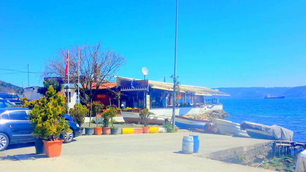 Rumelikavağı Ayder Balık Lokantası Sarıyer İstanbul