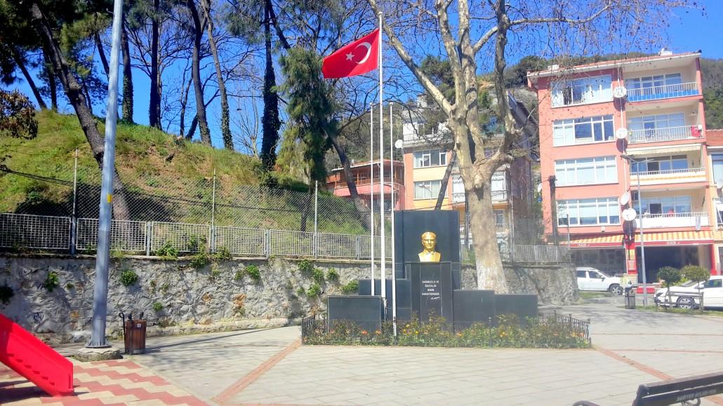 Rumelikavağı Mehmet Koçali Parkı Sarıyer İstanbul