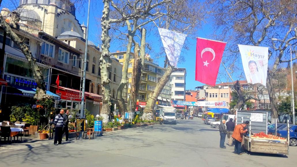 Rumelikavağı İskele Meydanı Sarıyer İstanbul