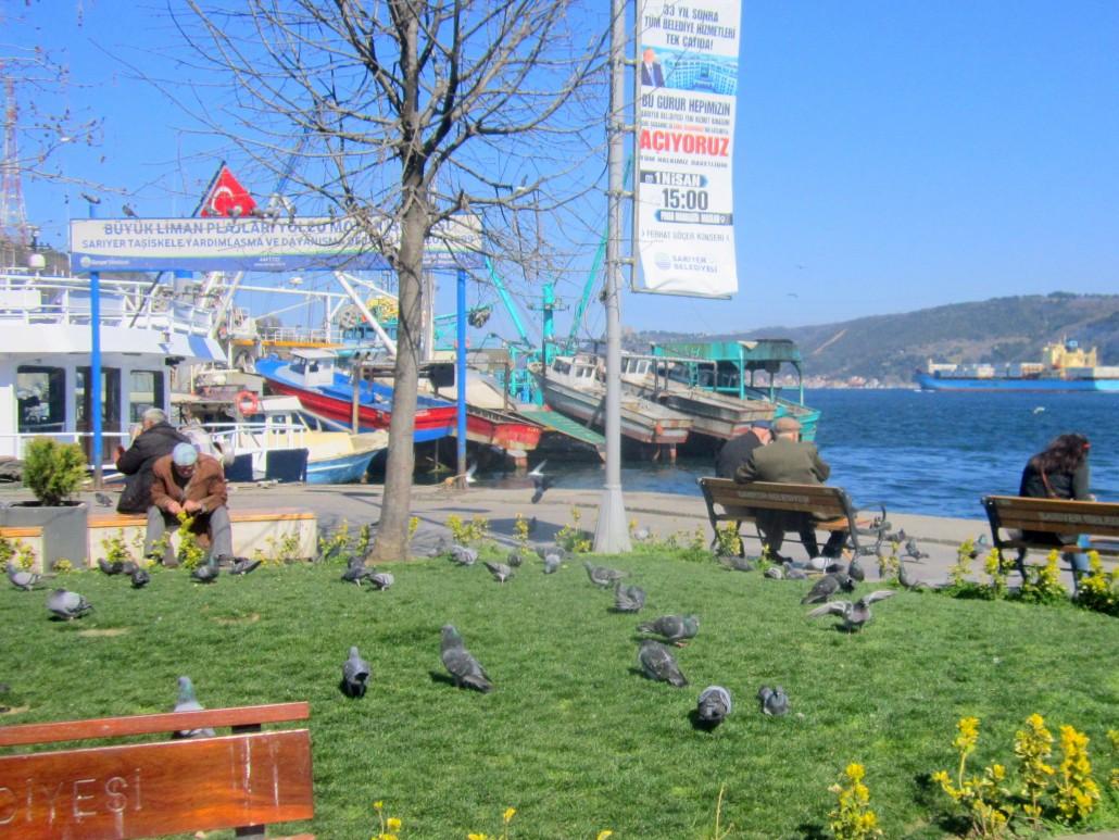Sarıyer Rumelikavağı Boğaziçi İstanbul