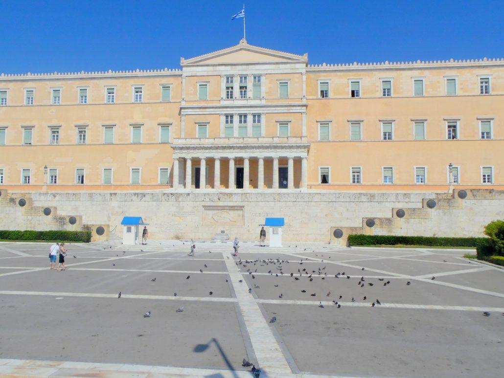 Yunanistan Parlamentosu Atina