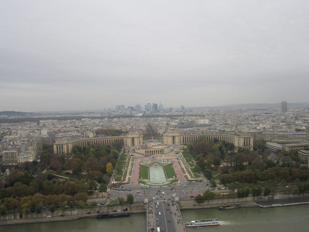 Trocadero Meydanı Paris