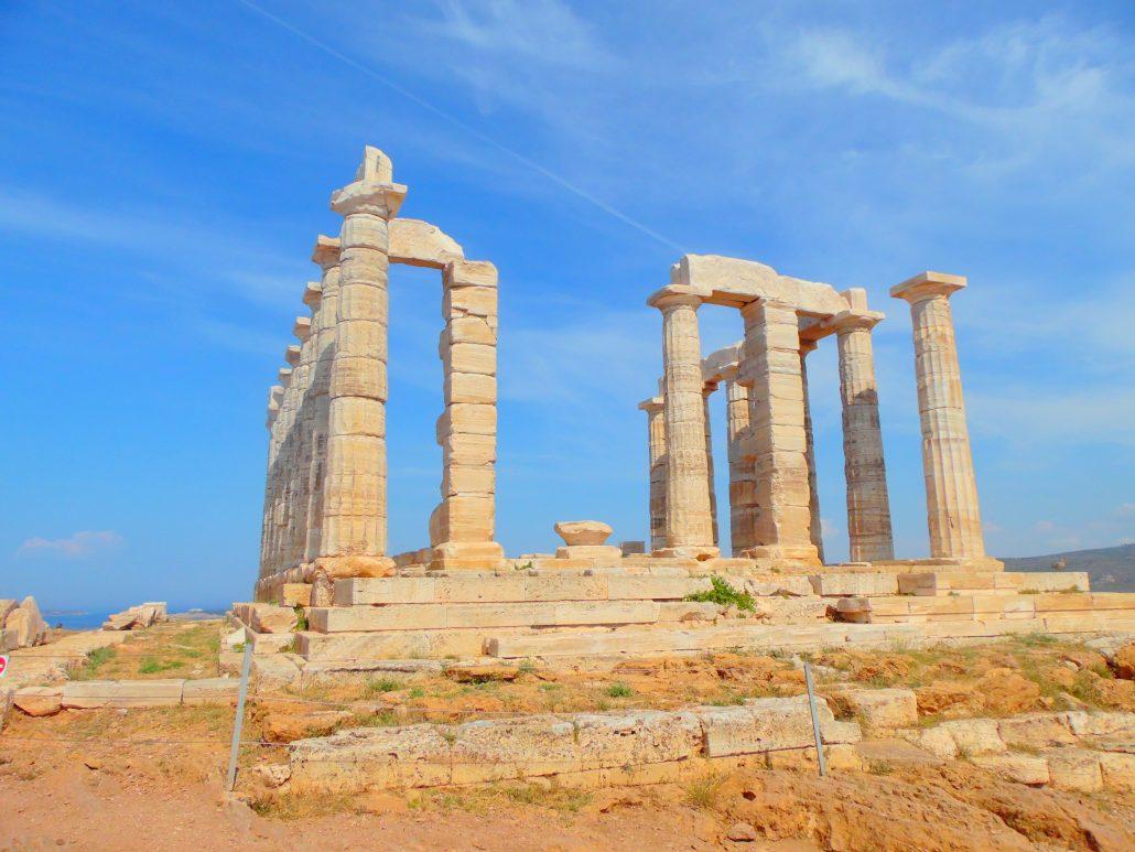 Sounion, Attiki, Yunanistan