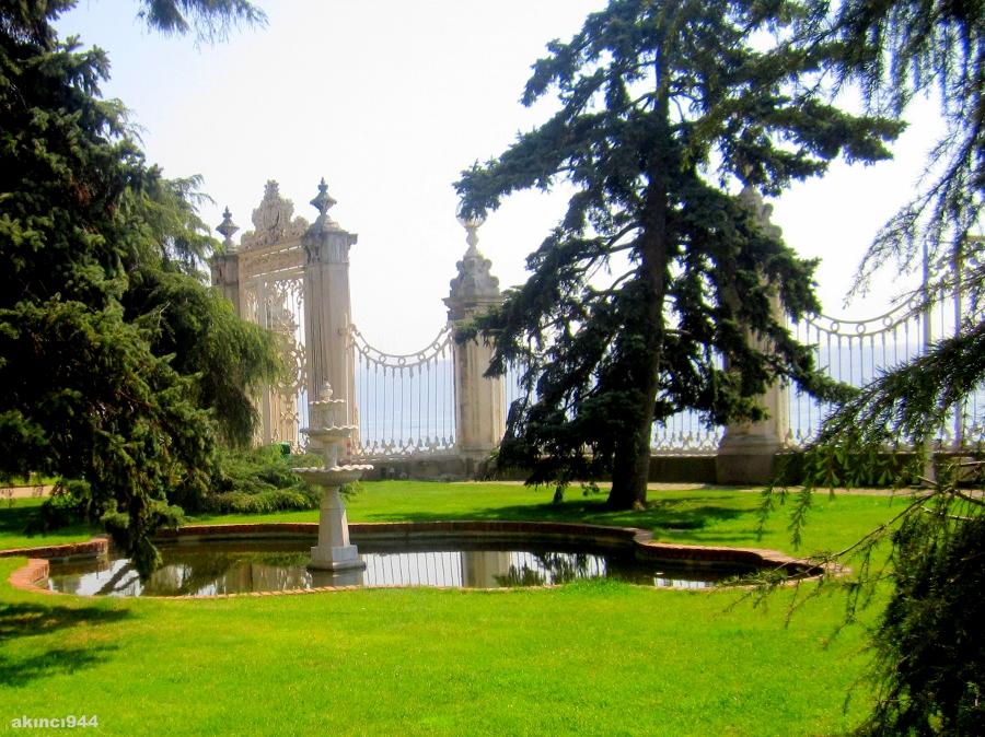 Dolmabahçe Sarayı Bahçeleri (115)
