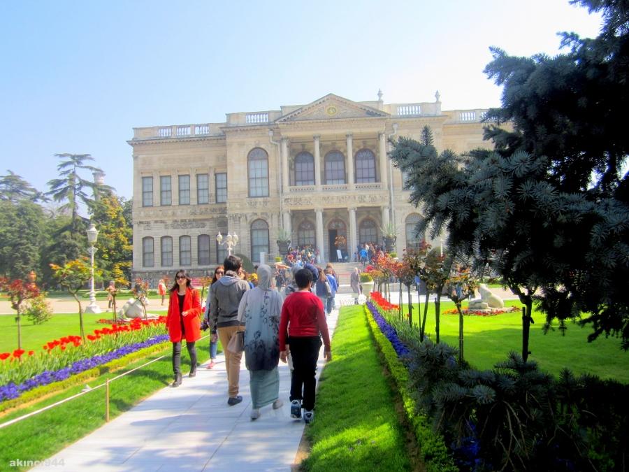 Dolmabahçe Sarayı Bahçeleri (122)
