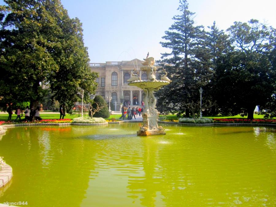 Dolmabahçe Sarayı Bahçeleri (140)