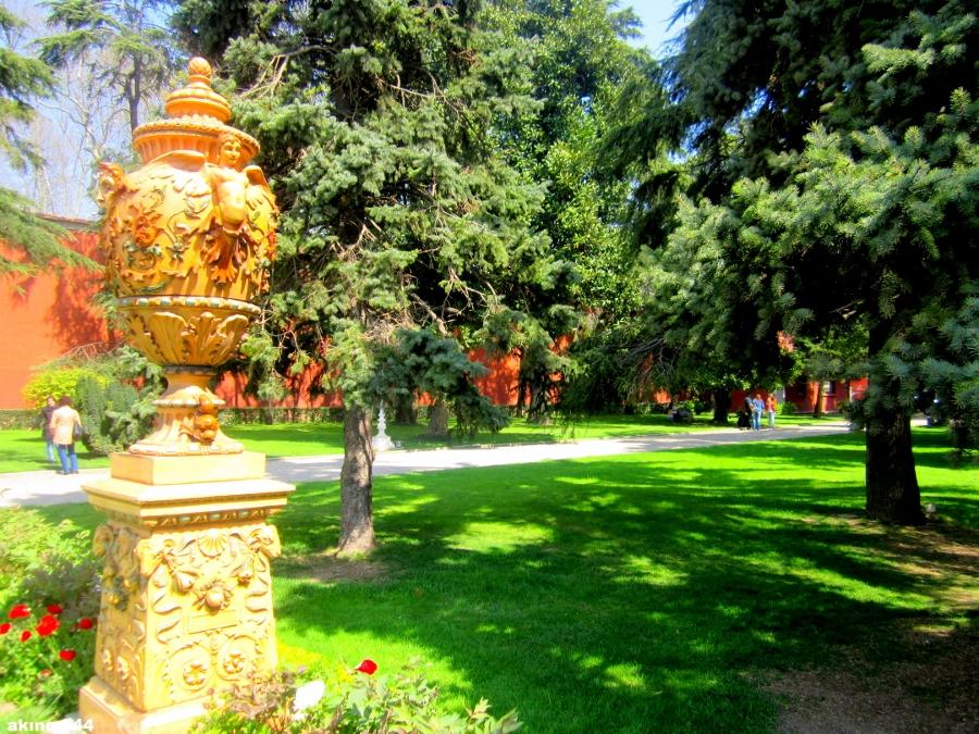 Dolmabahçe Sarayı Bahçeleri (83)