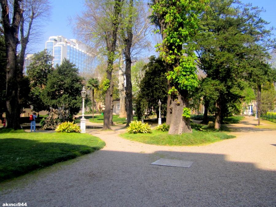 Dolmabahçe Sarayı Bahçeleri (97)