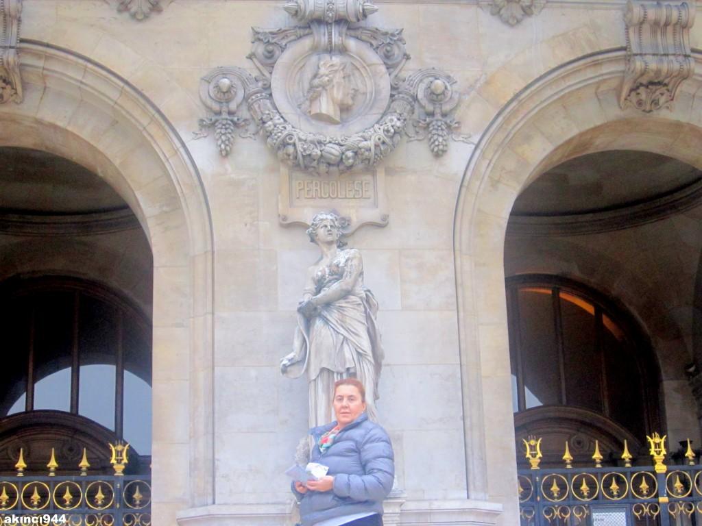 Paris Anıları-Paris Operası