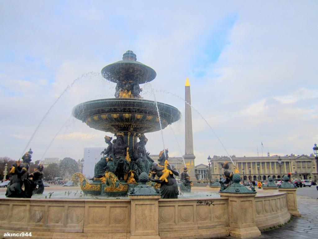 Konkort Meydanı Paris