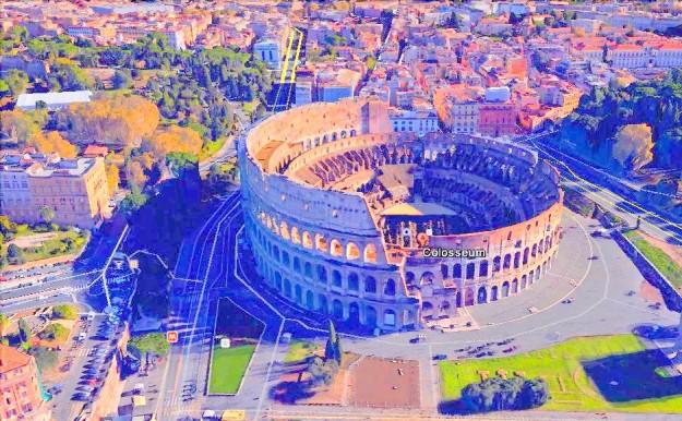 Colosseum (Google) 1