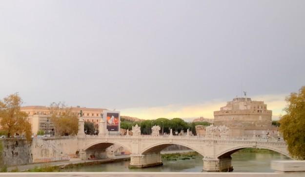 Tiber Nehri Roma