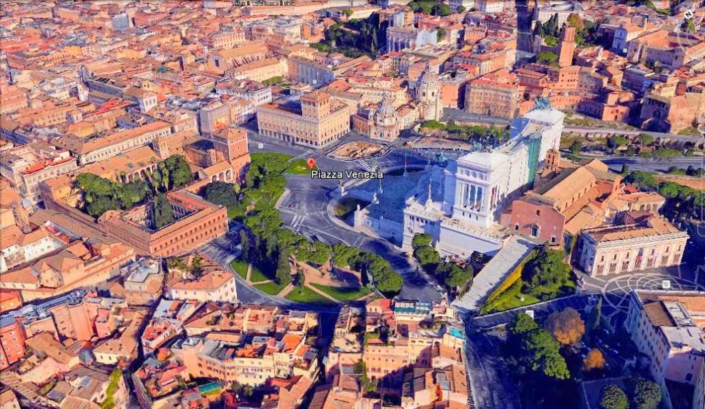 Venedik Meydanı Roma 4